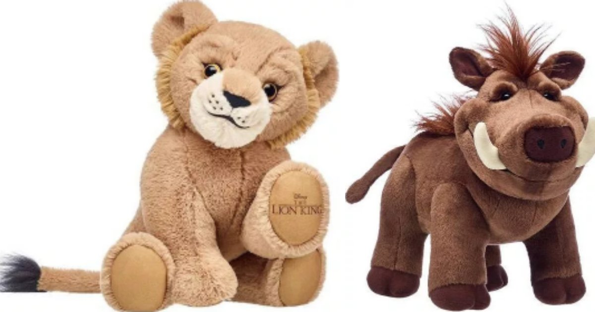 s1 8.png?resize=412,232 - Build-A-Bear's Latest Addition: The Lion King