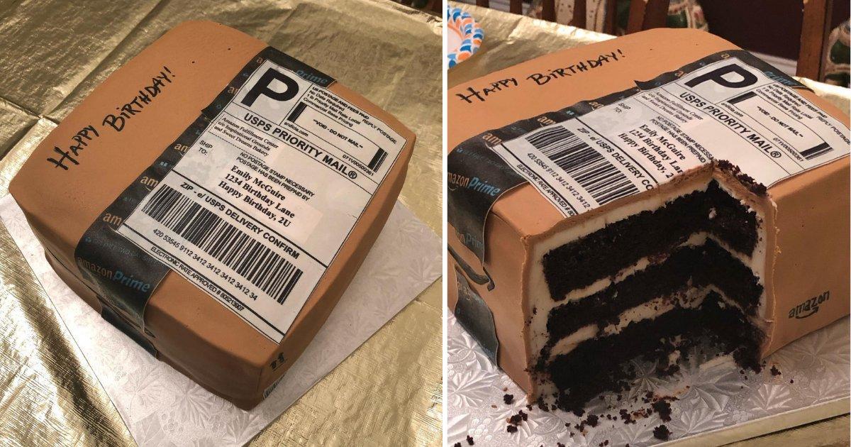 s4 22.png?resize=412,232 - Ce gâteau sur le thème d'Amazon est parfait pour les amoureux d'Amazon comme cette femme