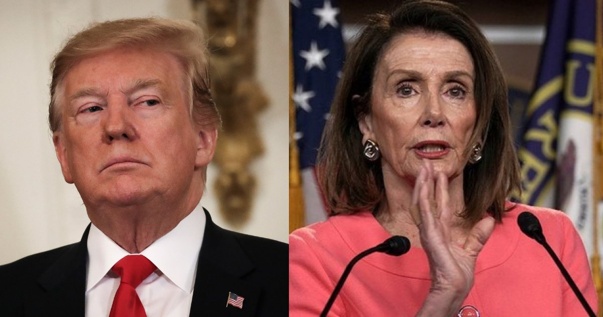 s5 11.png?resize=412,232 - Donald Trump Criticized by Nancy Pelosi For His Go 'Where They Came From' Remark Against Four Congresswomen