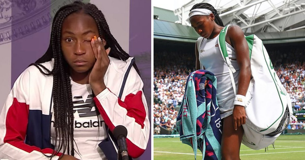 s5 6.png?resize=412,232 - Coco Gauff Has Been Knocked Out of Wimbledon After Losing A Match Against Simona Halep