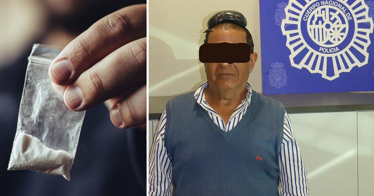 s6 11.png?resize=412,232 - Un passeur de cocaïne a été capturé par la police espagnole avec 100 kilos de drogue