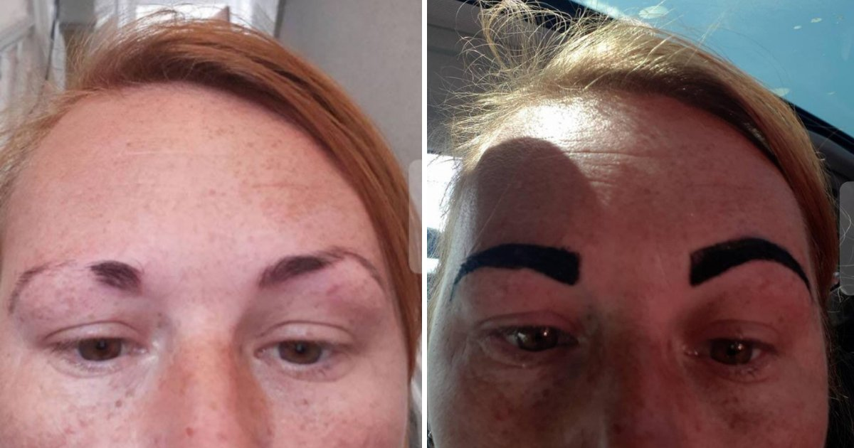 s6 19.png?resize=1200,630 - Colline Rees's Vacation Getting Shattered After Her Eyebrows Were Mishandled