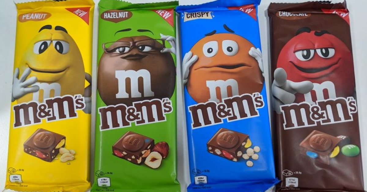 s6 5.png?resize=1200,630 - Famous M&M Chocolate Company To Launch New Chocolate Bar