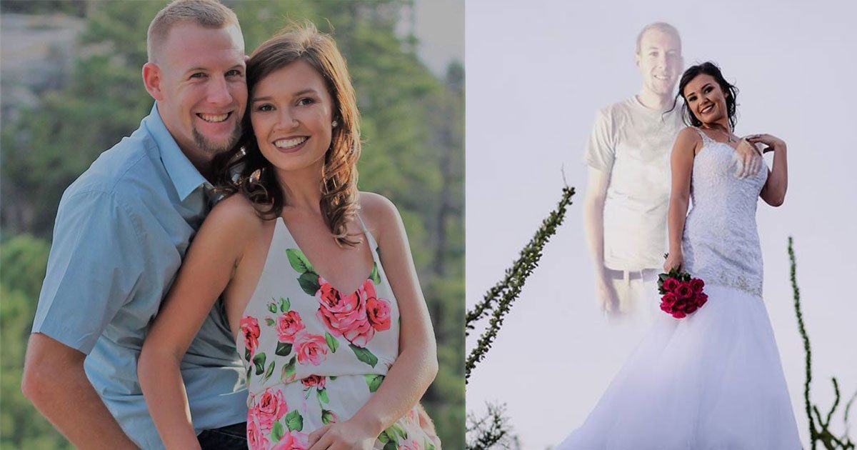 she published photos for a reason with a strong message.jpg?resize=1200,630 - A Woman Posted Photos Of Her Wedding That Never Happened Due To A Motorcycle Accident
