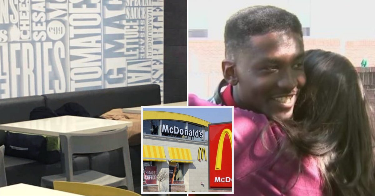 simon6.png?resize=1200,630 - Woman Tearfully Apologizes To McDonald's Employee After She Took A Photo Of Him Sleeping And Shared It Online