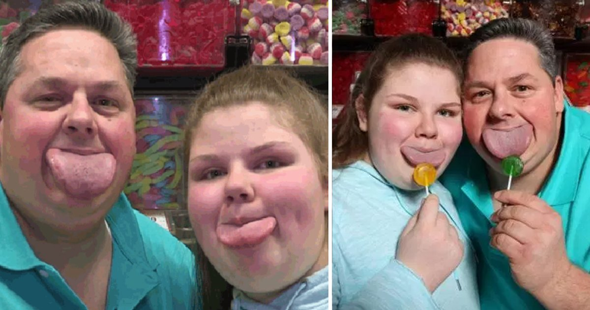 sssss.jpg?resize=1200,630 - Meet These Father And Daughter With Guinness World Record Of Having Widest Tongues