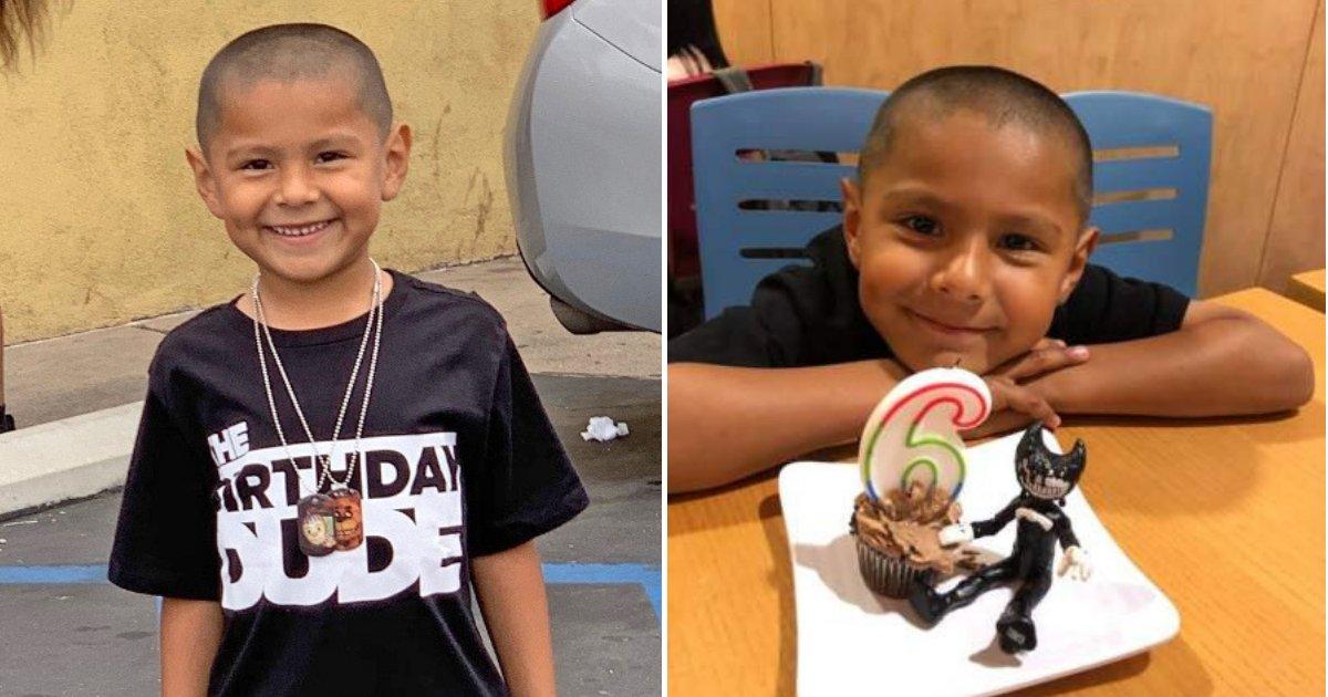 steven4.png?resize=1200,630 - Grandmother Of 6-Year-Old Garlic Festival Victim Demands 'Justice' For Grandson