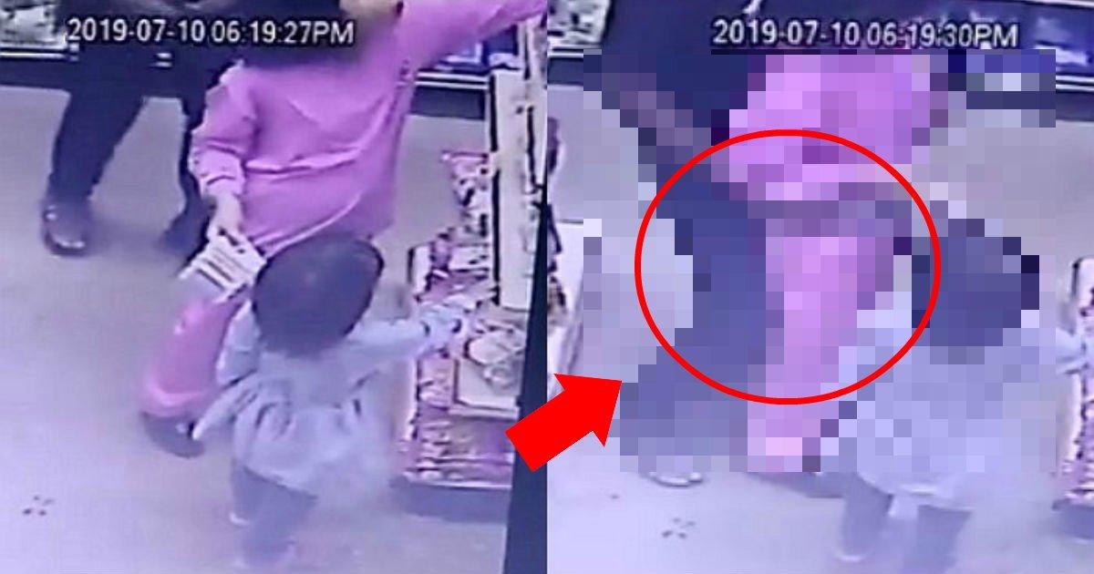 syouni.jpg?resize=412,232 - 少女を抱きかかえ性器を当てまくる変態男の行動をカメラは捉えていた!!!…