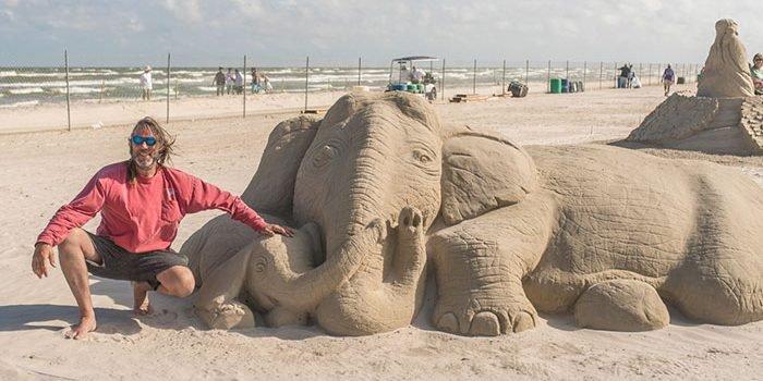 texas sandfest competition winners 2019 9 5cd03acec63b6  700 e1563209173966.jpg?resize=1200,630 - 11 Best Sand Art At 2019 Texas SandFest - Lincoln Is The Winner!