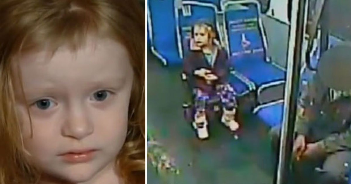 toddler slushie.jpg?resize=412,275 - Four-Year-Old Sneaked Out Of Her House To Get A Slushie At 3 am