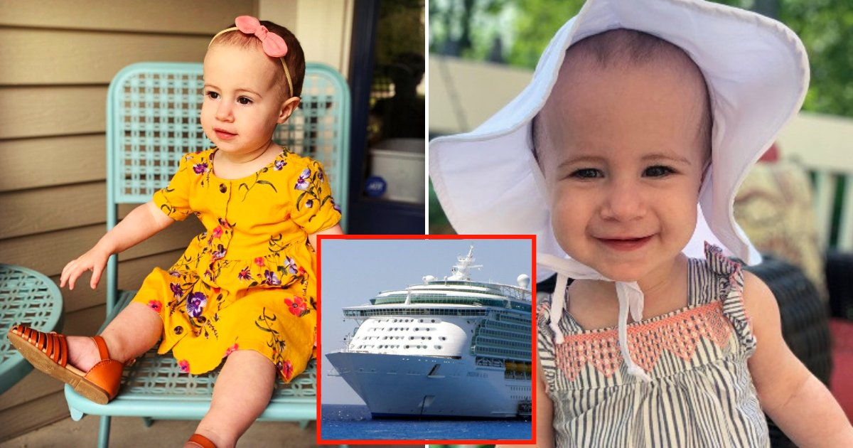 toddler4.png?resize=1200,630 - Family Of 1-Year-Old Girl Blames Cruise Ship As She Tragically Passed Away After Falling On Dock