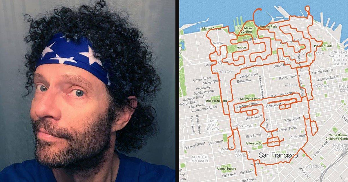 untitled 1 112.jpg?resize=412,232 - Ce coureur a créé un nouvel art juste en utilisant son application dédiée à la course à pied