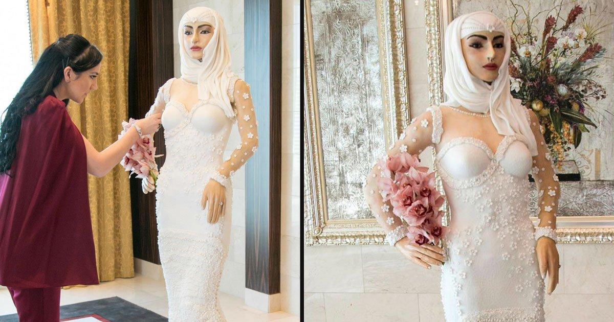 untitled 1 114.jpg?resize=412,232 - Cette pâtissière a créé le gâteau de mariage le plus cher au monde, d'une valeur de 1 million d'euros