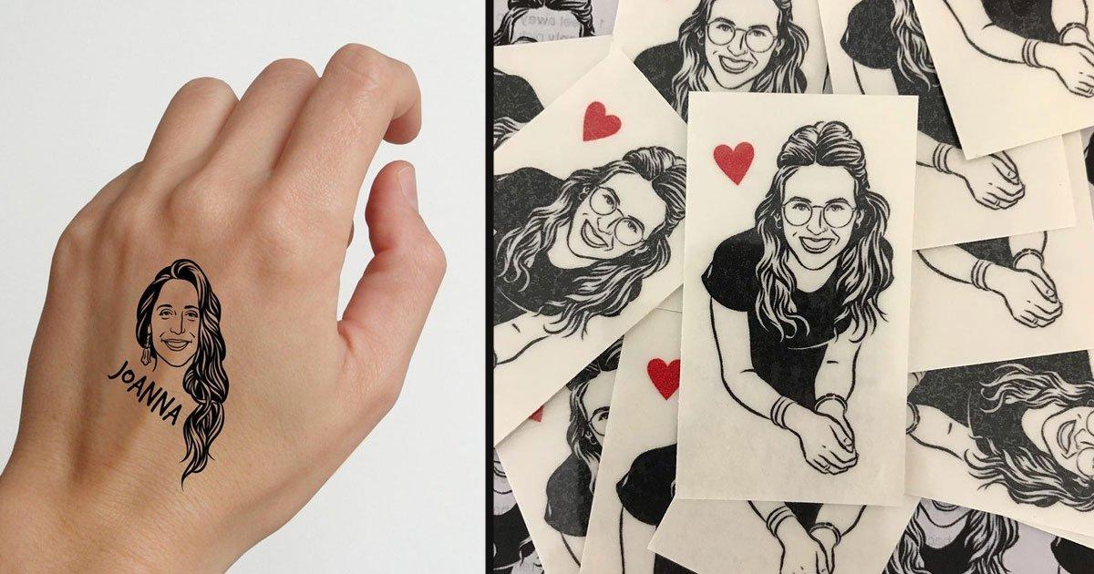 untitled 1 116.jpg?resize=412,232 - Montrer votre amour à un de vos proches en vous faisant tatouer son portrait... temporairement