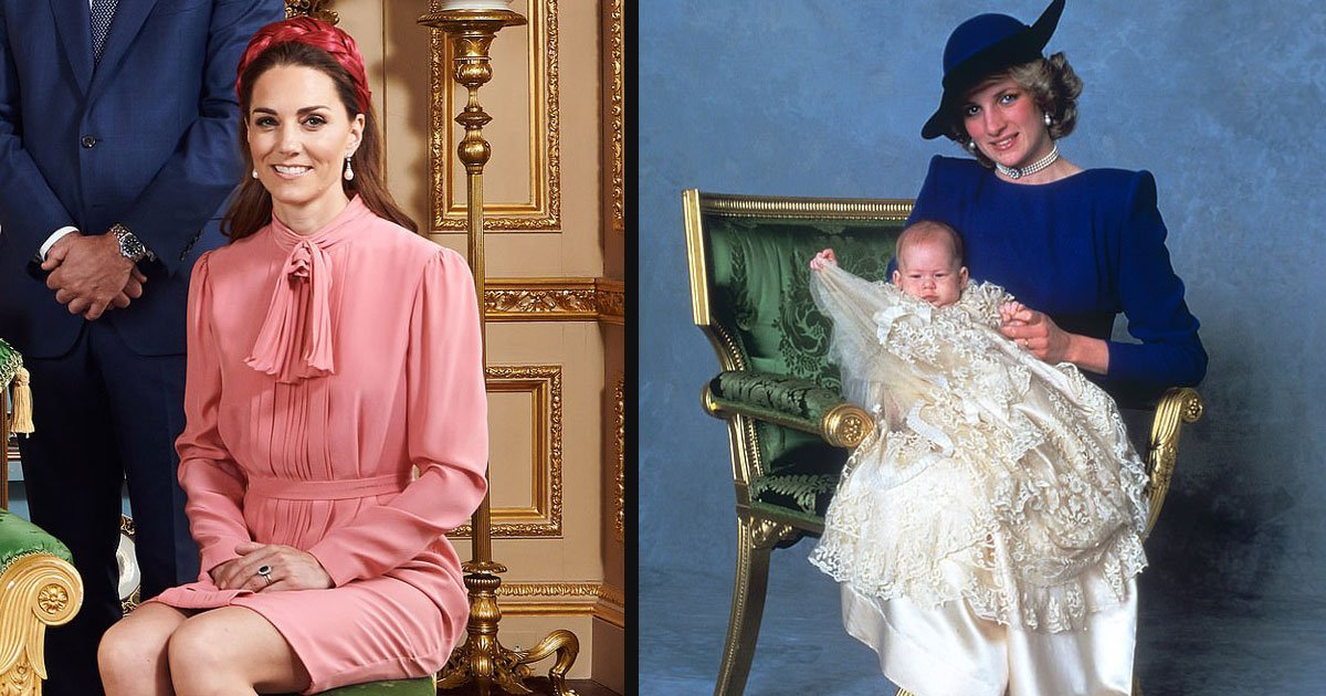 untitled 1 32.jpg?resize=412,232 - Kate Middleton Paid A Tribute To Her Late Mother-In-Law At Her Nephew Archie's Christening