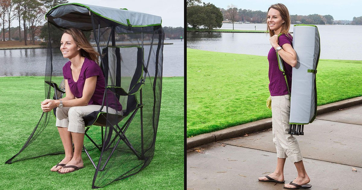 untitled 1 50.jpg?resize=412,232 - This Canopy Chair Will Protect You From Bugs This Summer