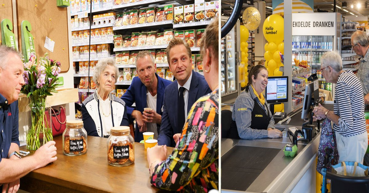 A Dutch Supermarket Launched A Unique