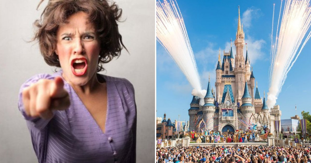 untitled design 26 1.png?resize=1200,630 - Angry Mother Lashed Out At 'Childless Women' Who Go To Disney World To Have Fun
