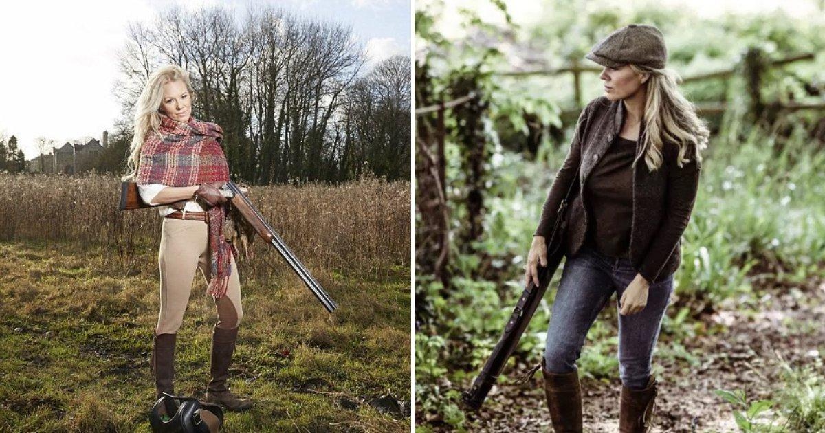 untitled design 37 1.png?resize=412,232 - Une femme amoureuse des animaux défend la chasse pour nourrir sa famille