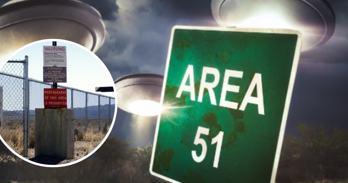 untitled design 52.png?resize=1200,630 - The Raid On Area 51 Will Be Livestreamed After Over 1 Million People Vowed To 'See Them Aliens'