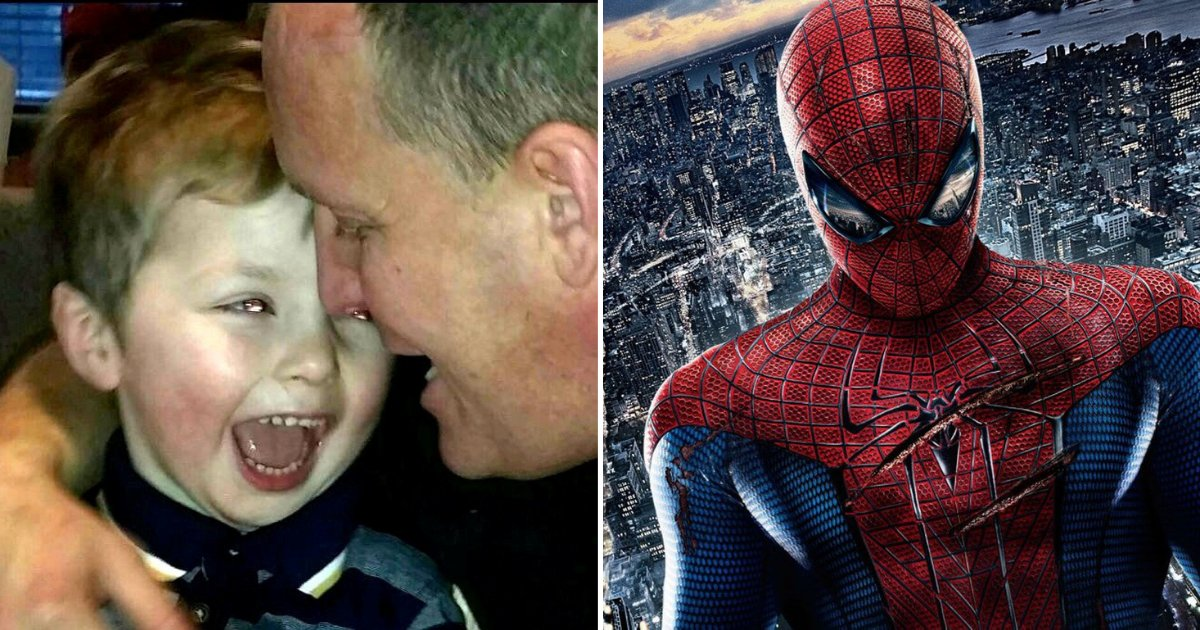 untitled design 61.png?resize=412,232 - Father Who Lost His Son Upset After He Was Ordered To Ask For Permission To Use Spider-Man Gravestone