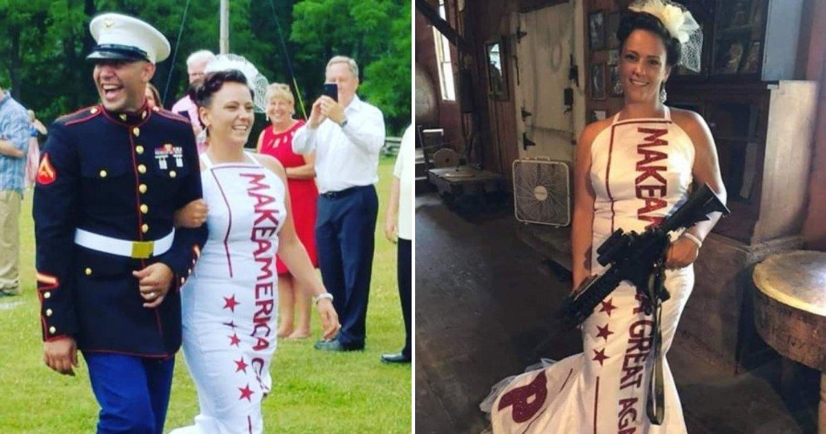 """untitled design 64 1.png?resize=300,169 - Un couple s'est marié sur le thème """"Make America Great Again"""", le slogan de Trump"""