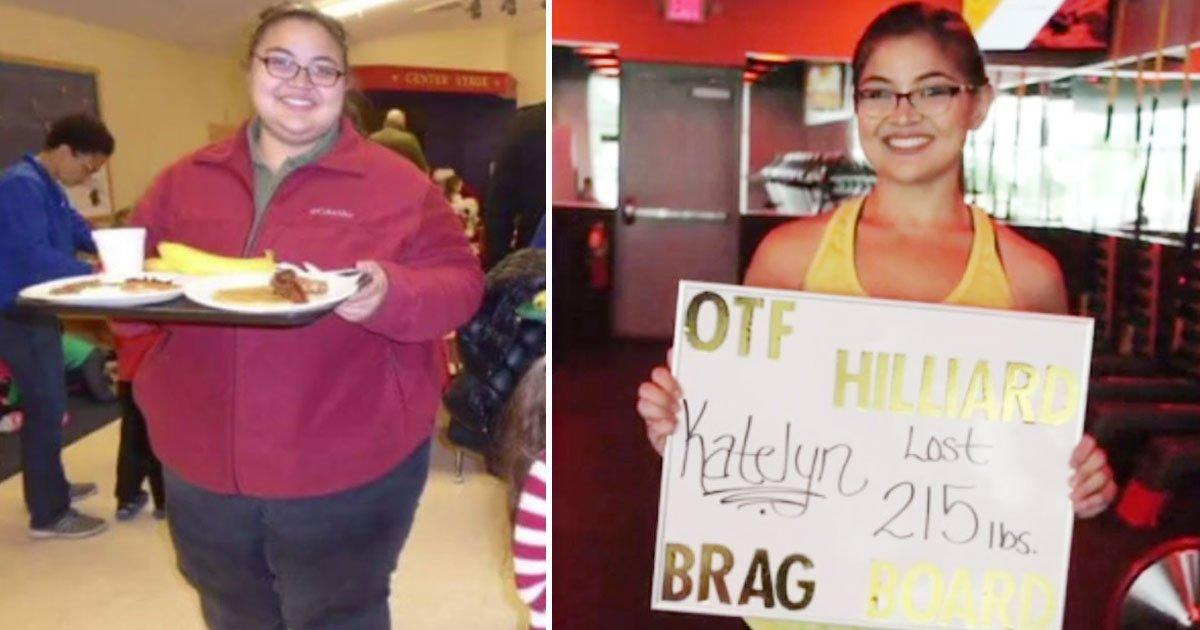 woman lost weight.jpg?resize=412,232 - Une femme qui pesait 187 kg a perdu la moitié de son poids en seulement 15 mois