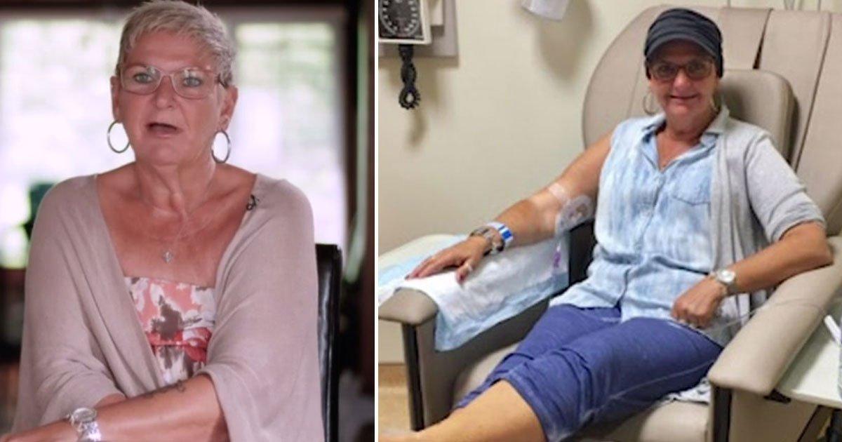 woman mastectomy tattoo.jpg?resize=412,232 - Breast Cancer Survivor - Who Battled Breast Cancer Twice - Got A Beautiful Mastectomy Tattoo