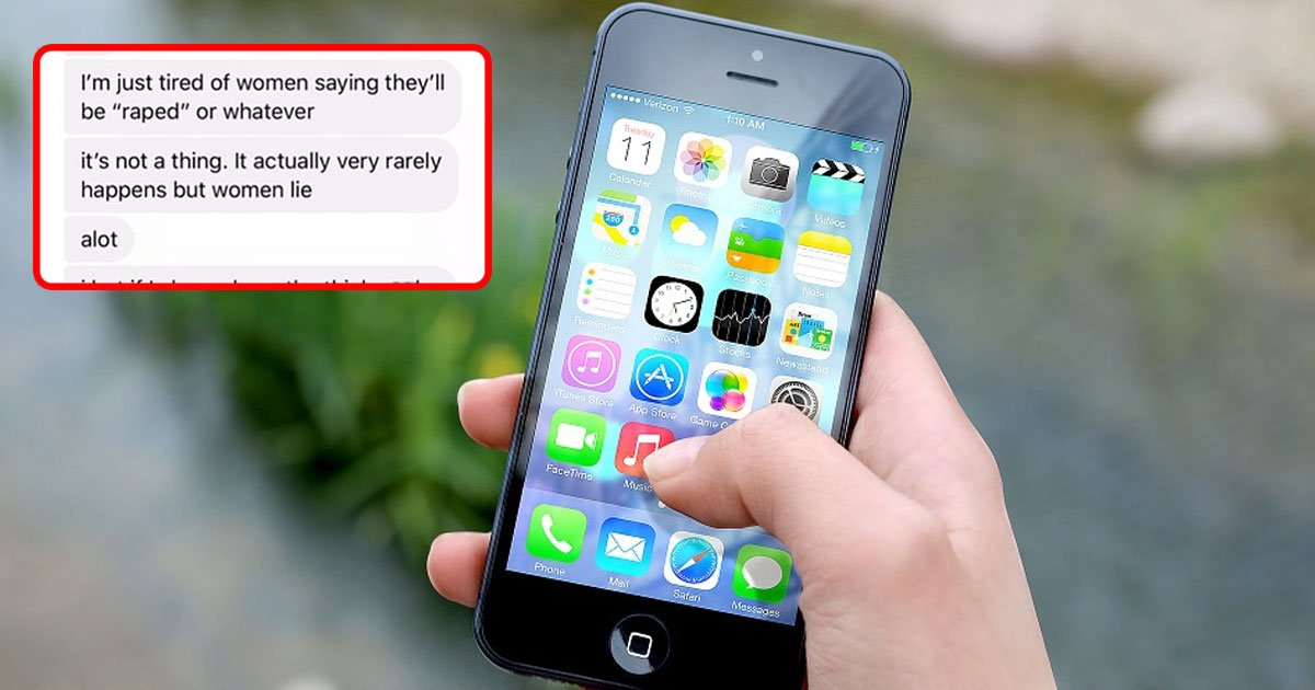 women put up her old iphone for sale and got weird messages from someone who called himself nice guy.jpg?resize=412,232 - A Man Got Upset After A Woman Who Was Trying To Sell Her iPhone Refused To Give Him Her Address