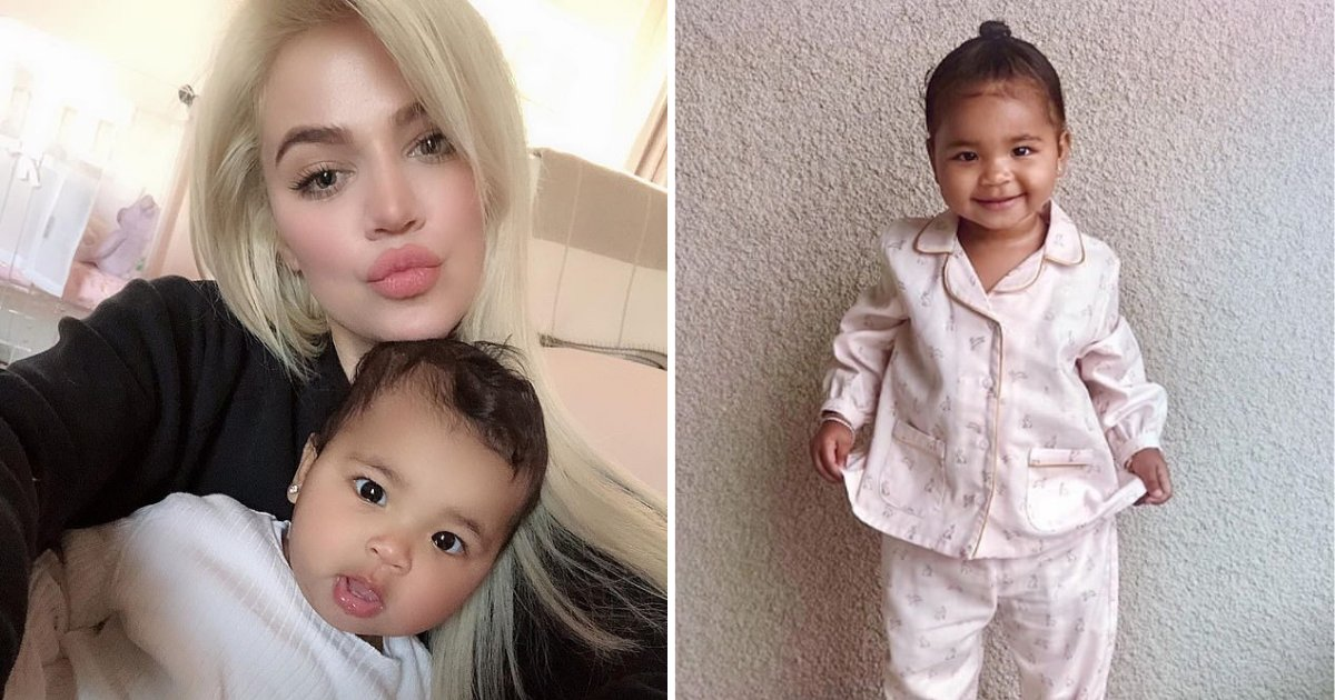 y2 11.png?resize=412,232 - Khloe Kardashian Calls Her Daughter 'Baby Bunny' In Recent Upload