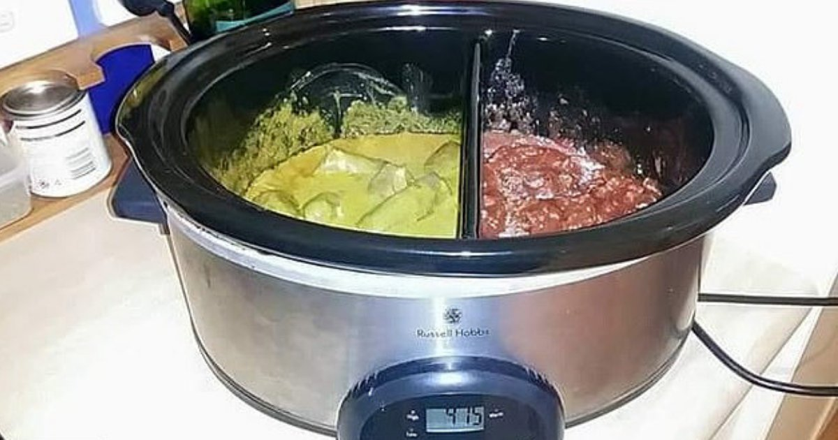 y2 5.png?resize=1200,630 - Welcome Hassle-Free Cooking with the Slow Cooker That Cooks Two Different Dishes at Once