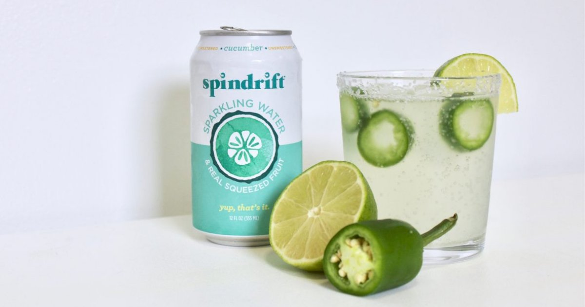 y6 3.png?resize=1200,630 - Here's How You Can Make A Low-Sugar and Easy Margarita with Spindrift Lime