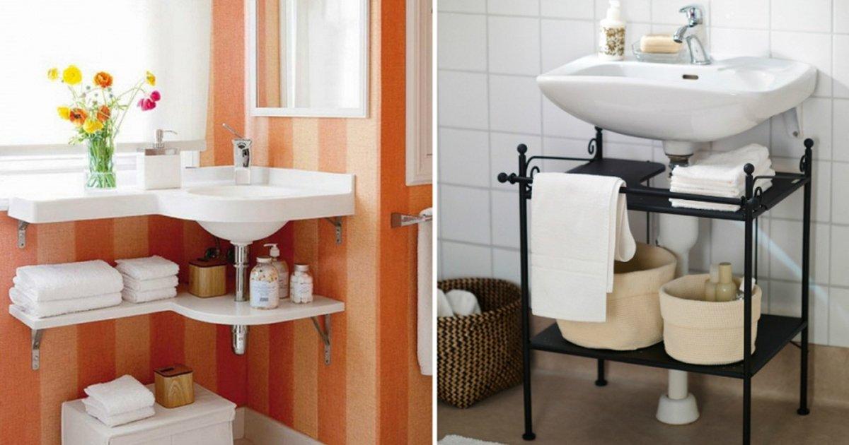 1 210.jpg?resize=1200,630 - 15 Ideas geniales para ordenar tu cuarto de baño