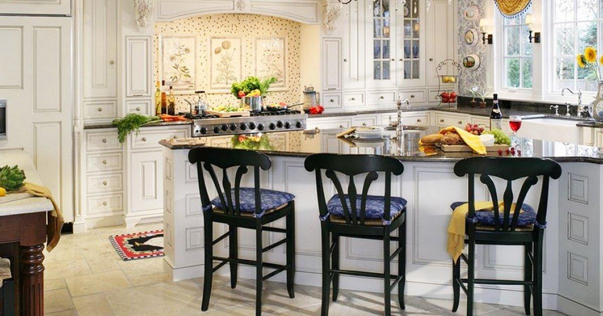 10 74.jpg?resize=412,232 - 14 Ideas para convertir una cocina común y corriente en un lugar mágico y acogedor