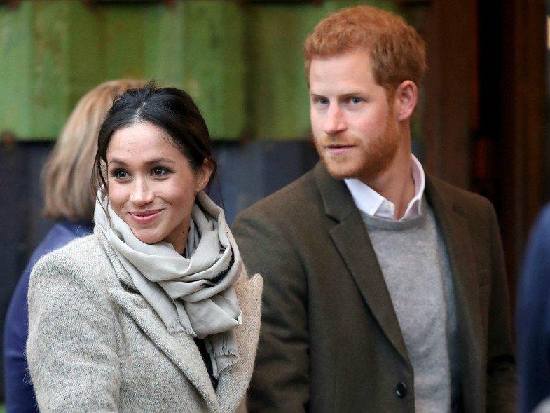 Resultado de imagen de Meghan Markle y el príncipe Harry