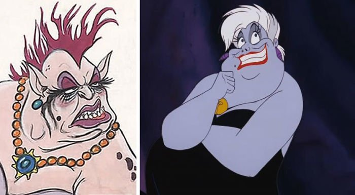 Ursula In The Little Mermaid (1989)
