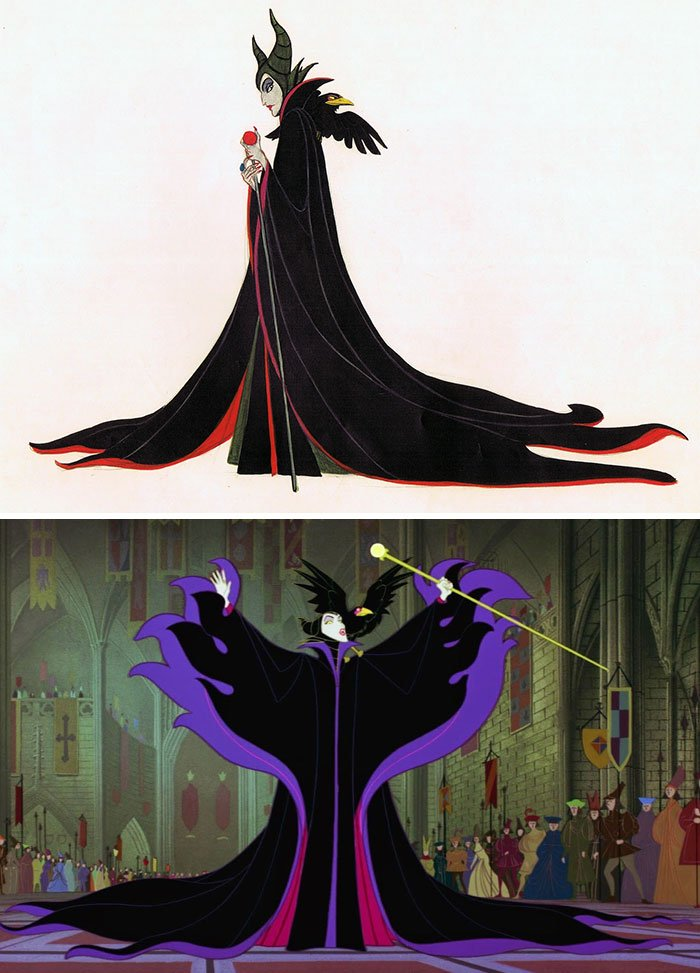 Maleficent In Sleeping Beauty (1959)