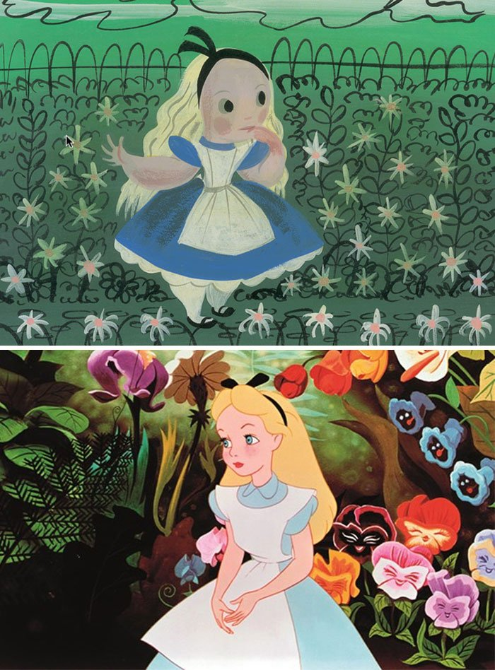 Alice In Alice In Wonderland (1951)