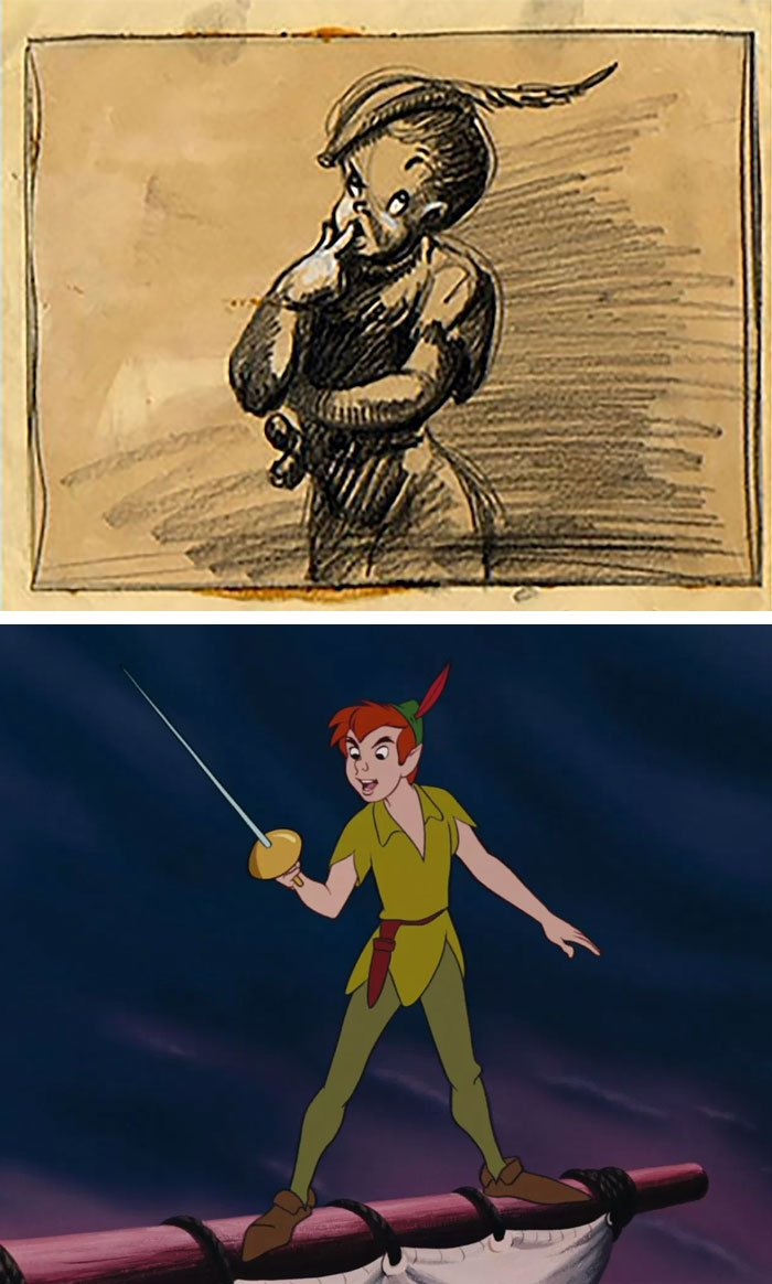 Peter Pan In Peter Pan (1953)