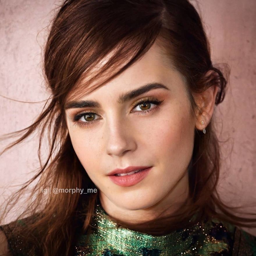 Emma Watson & Lily Collins