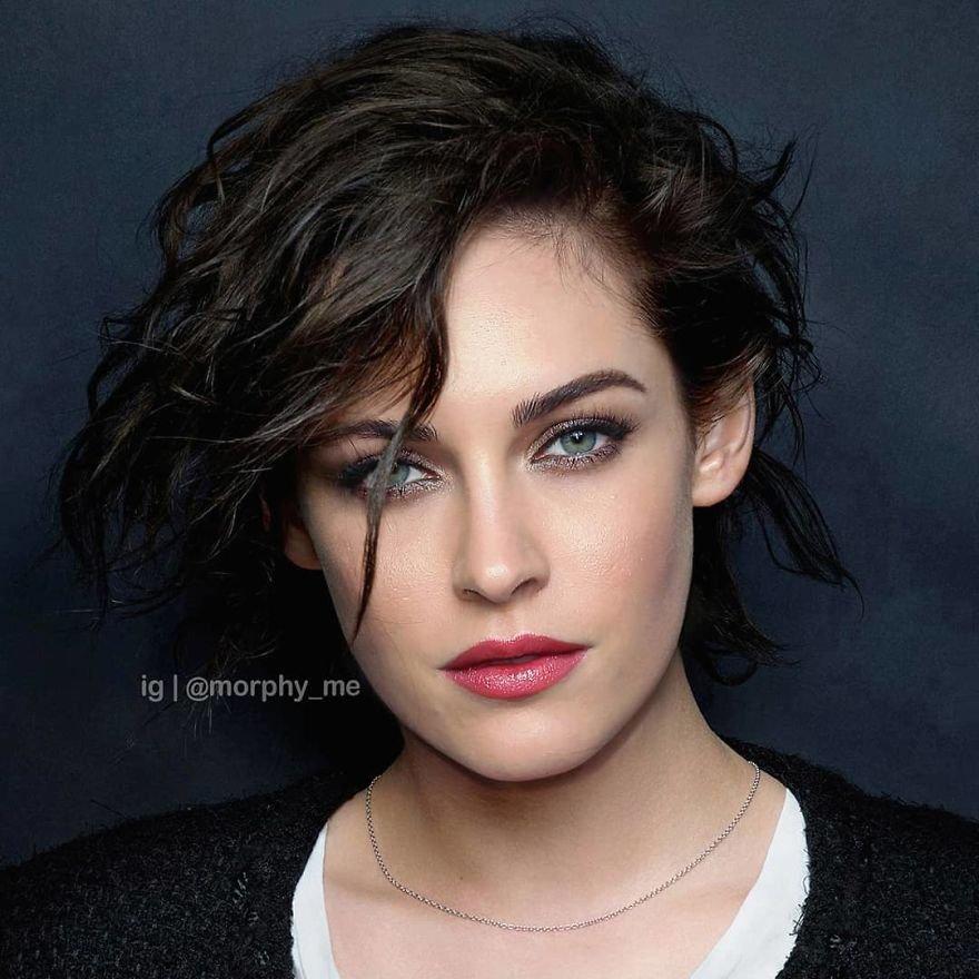 Kristen Stewart & Megan Fox