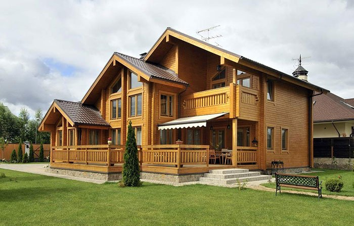 Laminated Log House 9,591.00