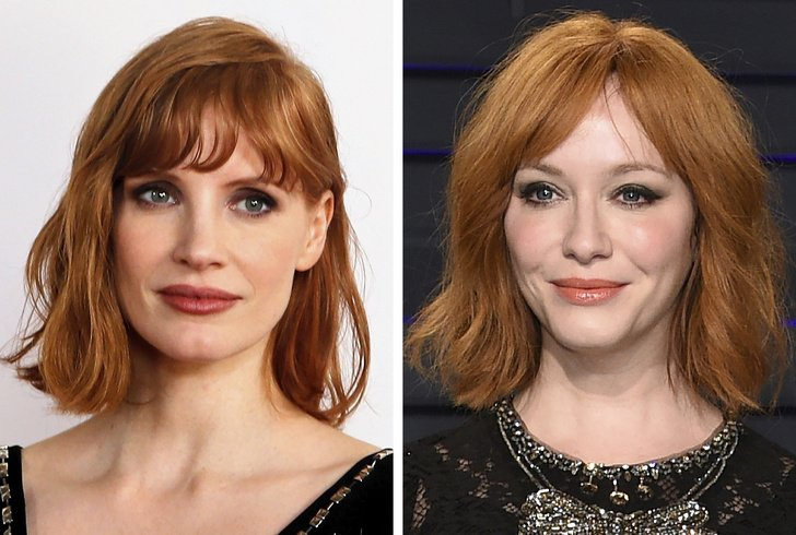 15+ Pairs of Actors Who Look Like 2 Peas in a Pod