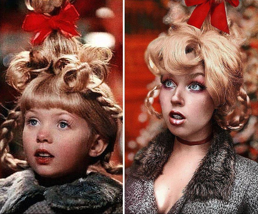Cindy Lou Who (Taylor Momsen)