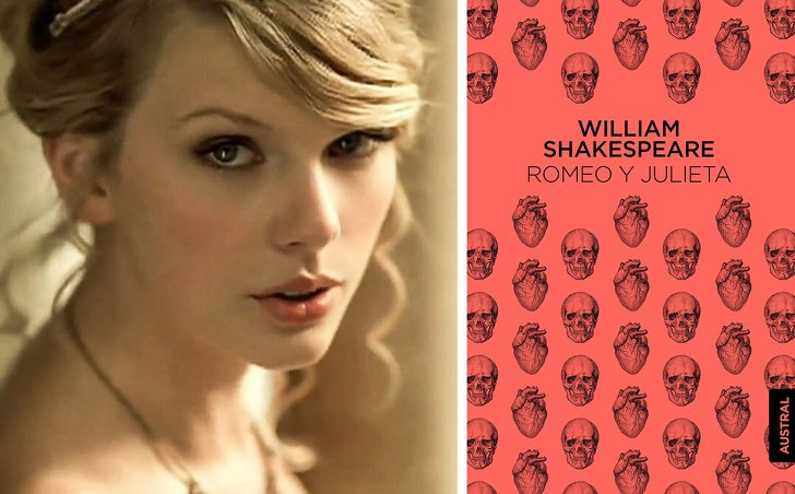10 Canciones que están basadas en libros y probablemente no lo sabías