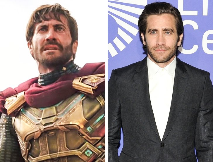 19 Actores que se atrevieron a ocultar su belleza detrás de las terribles máscaras de los supervillanos de Marvel