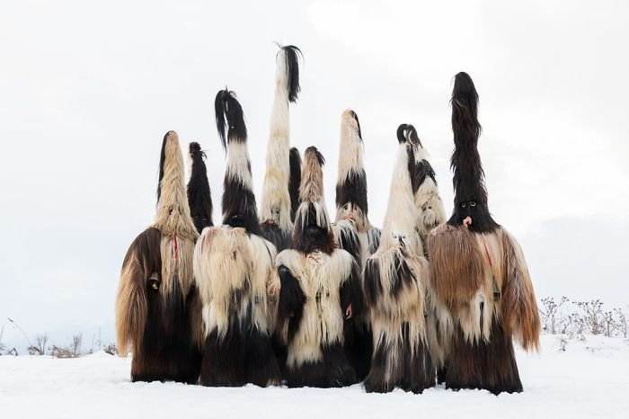 Gathering Of Kukeri, Kristyn Taylor, Nature