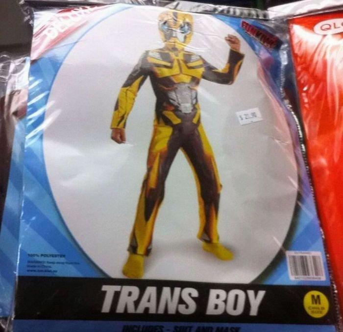 Trans Boy
