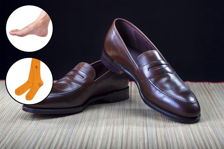 ¿Con osin calcetines? 10tipos dezapatos dehombres que yaeshora deaprender ausar correctamente