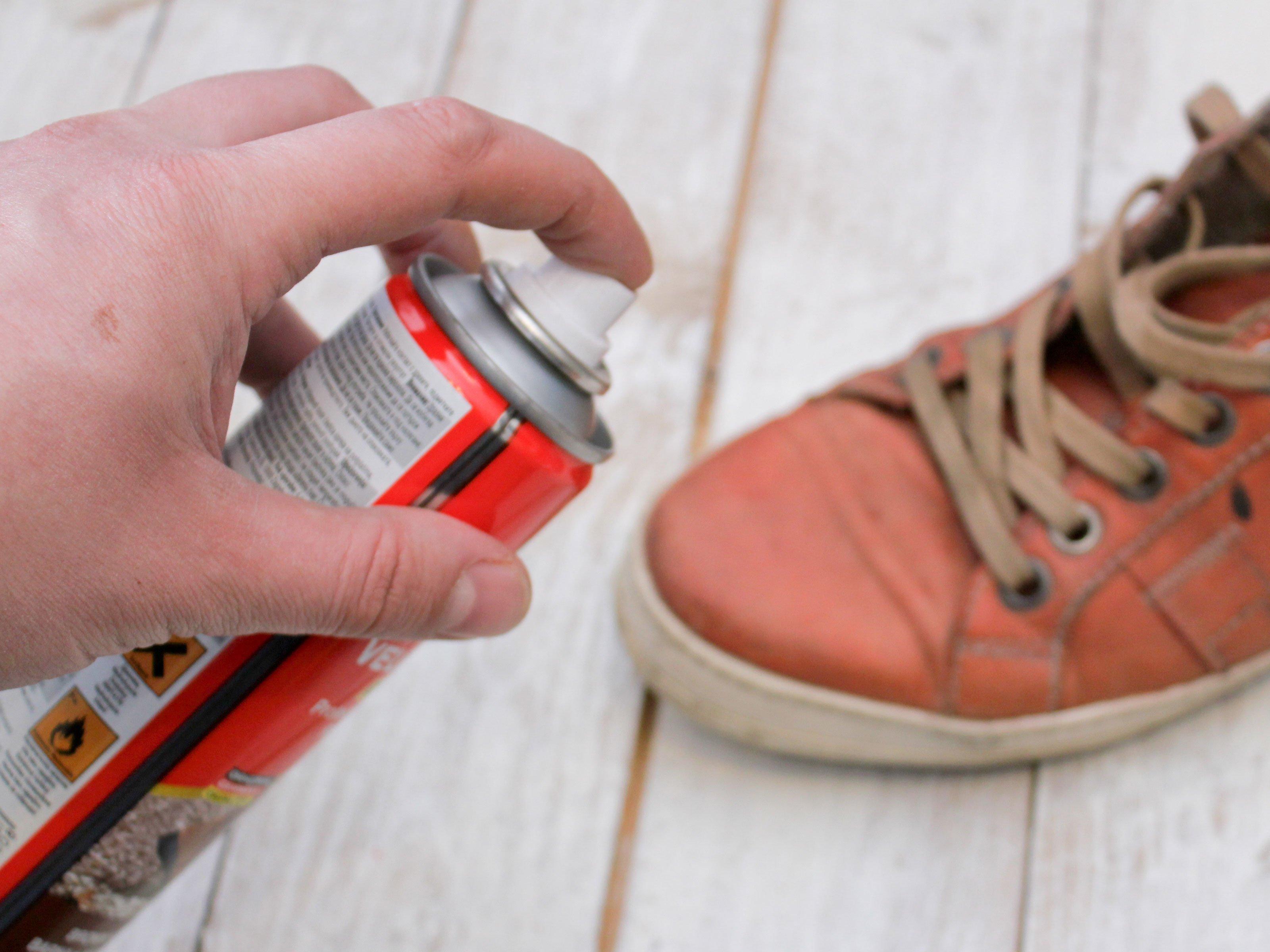 Resultado de imagen de Arreglar las marcas enlas zapatillas